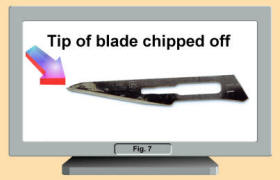 Blades care fig 7