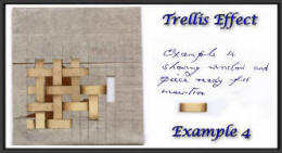 Trellis effect example 4